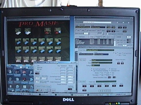 ProMash brewing software