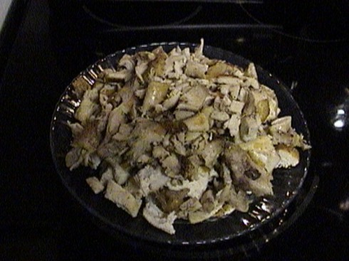 Roasted Chicken, diced